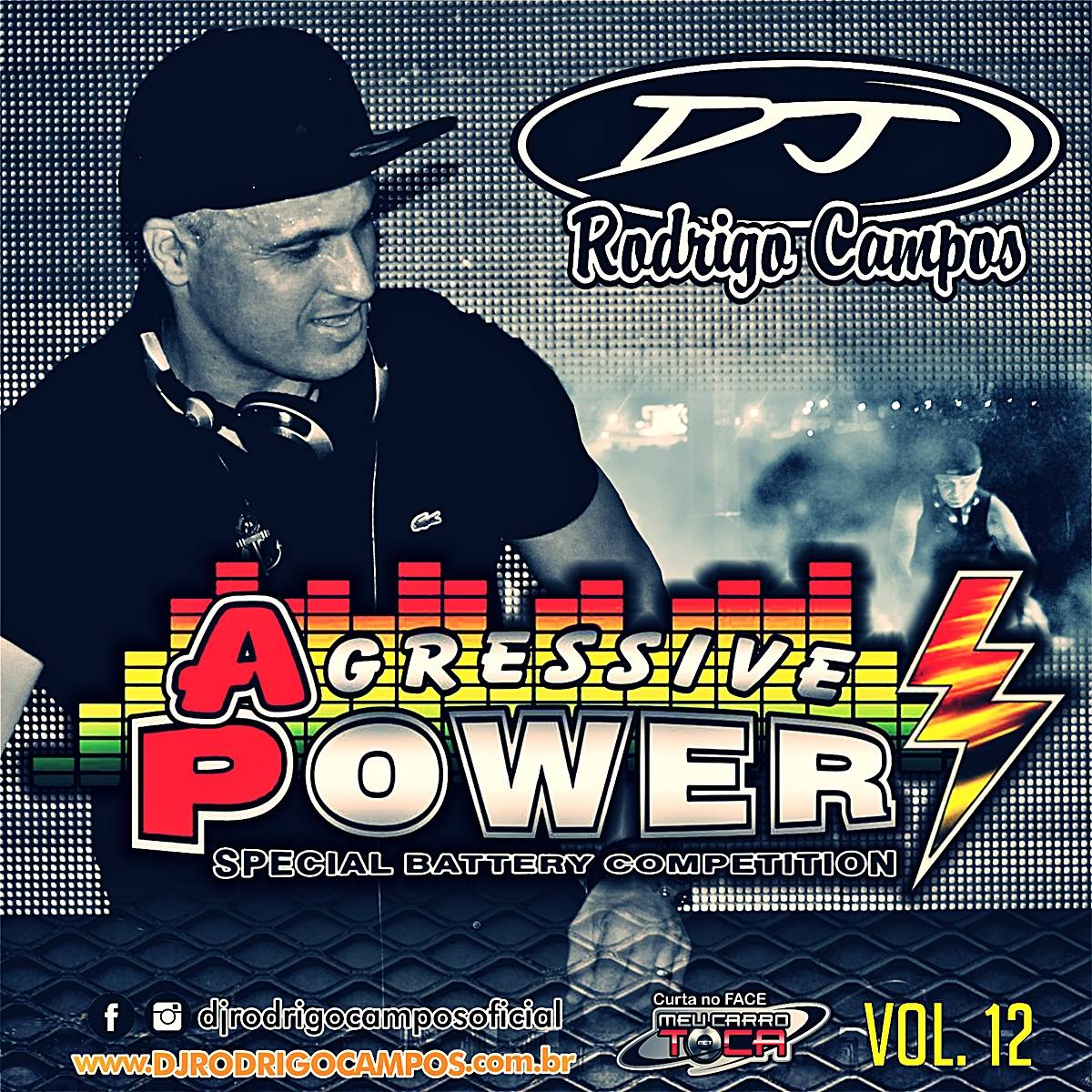 Baterias Agressive Power Vol 12