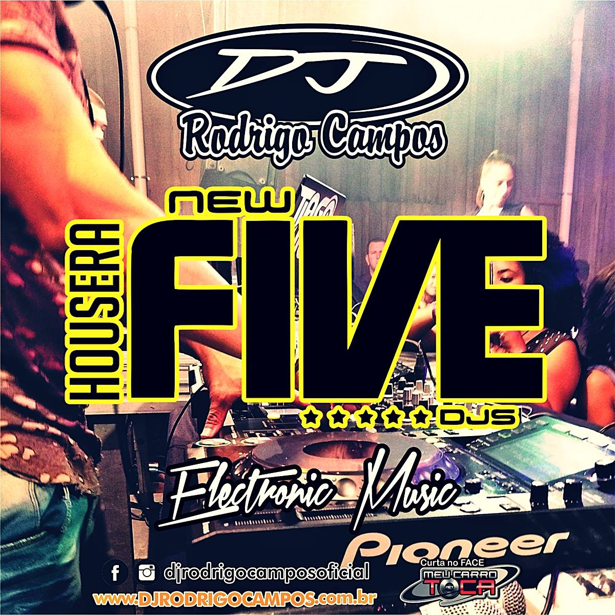 Housera New Five Djs