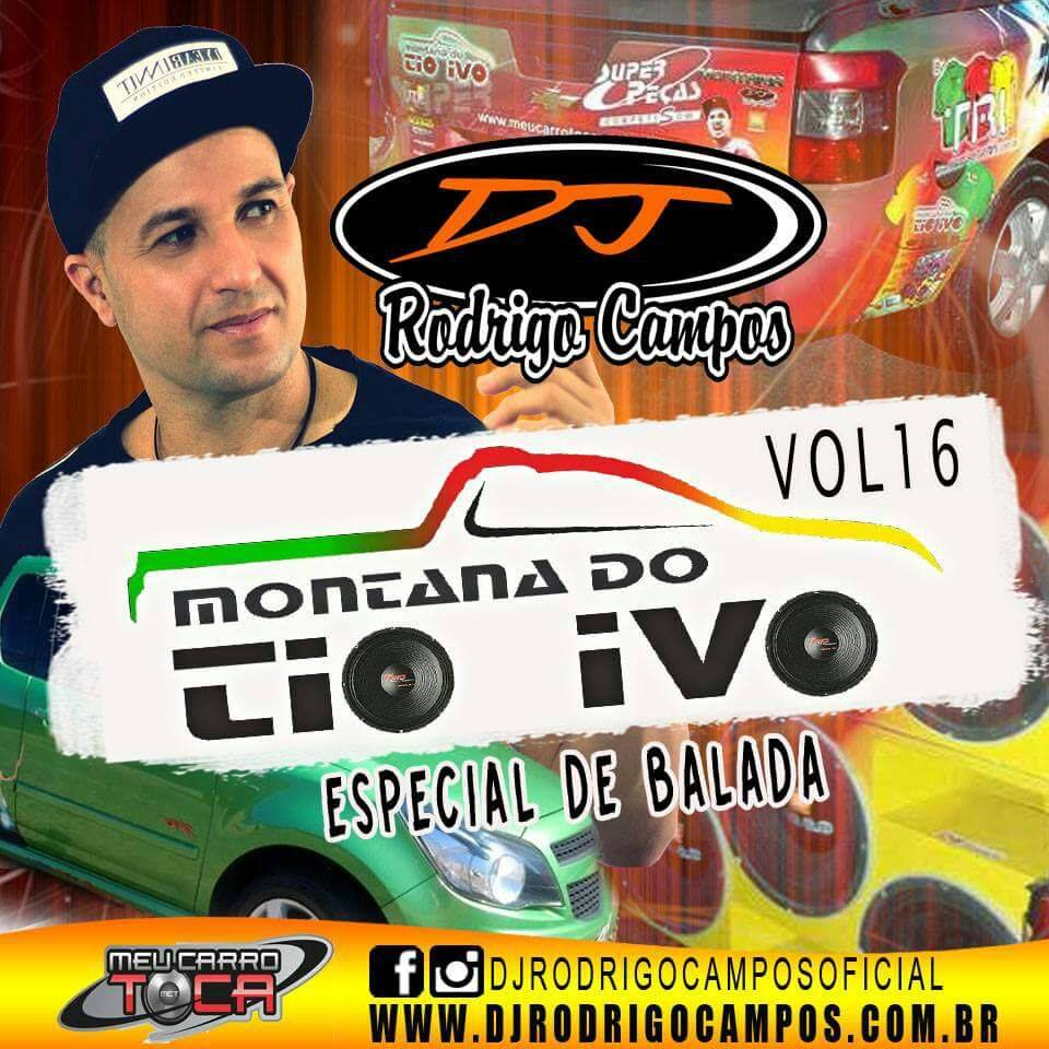 Montana do Tio Ivo Vol 16