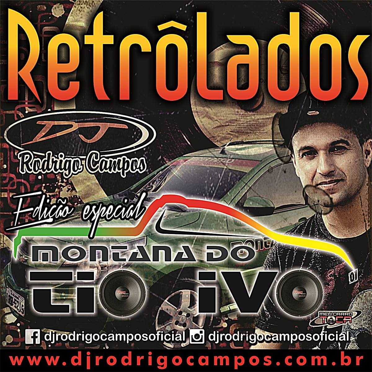 Montana do Tio Ivo ESP Retrolados