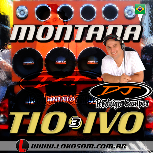 Montana do Tio Ivo Vol 03