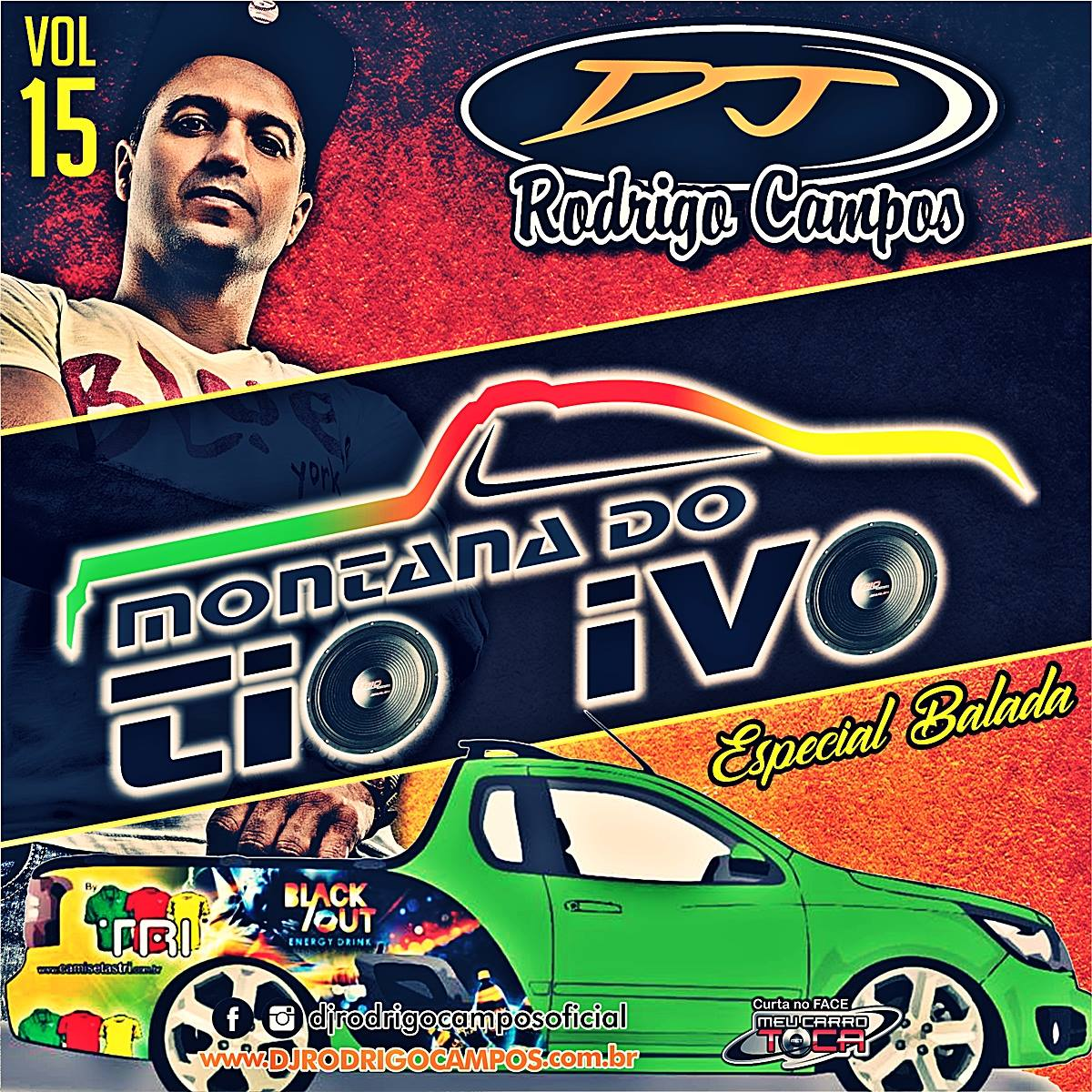 Montana do Tio Ivo Vol 15