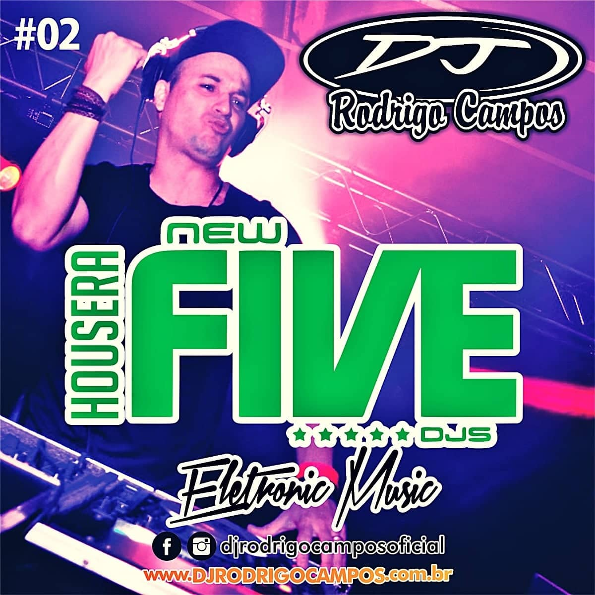 Housera New Five Djs Vol 02