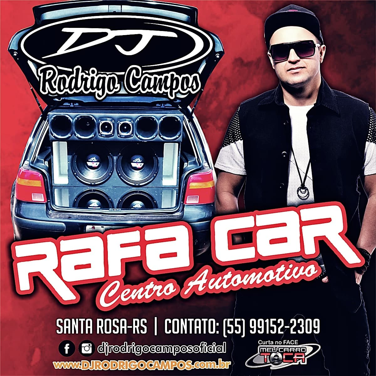 Rafa Car Centro Automotivo Esp. de Sertanejo