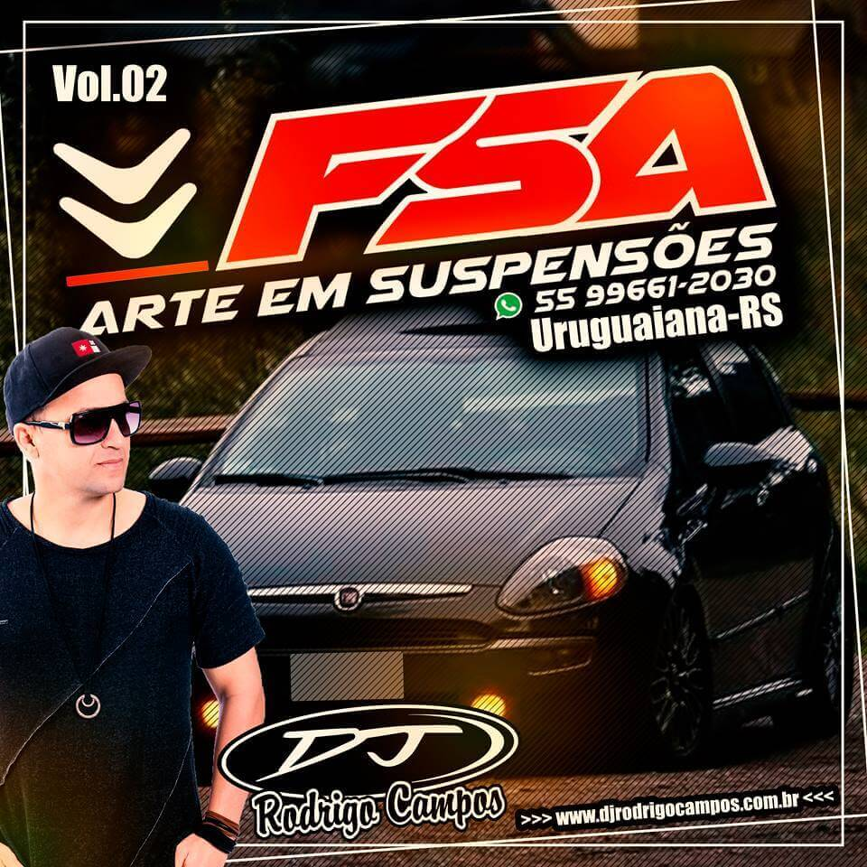FSA Arte em Suspensoes Vol 02 – Uruguaiana-RS