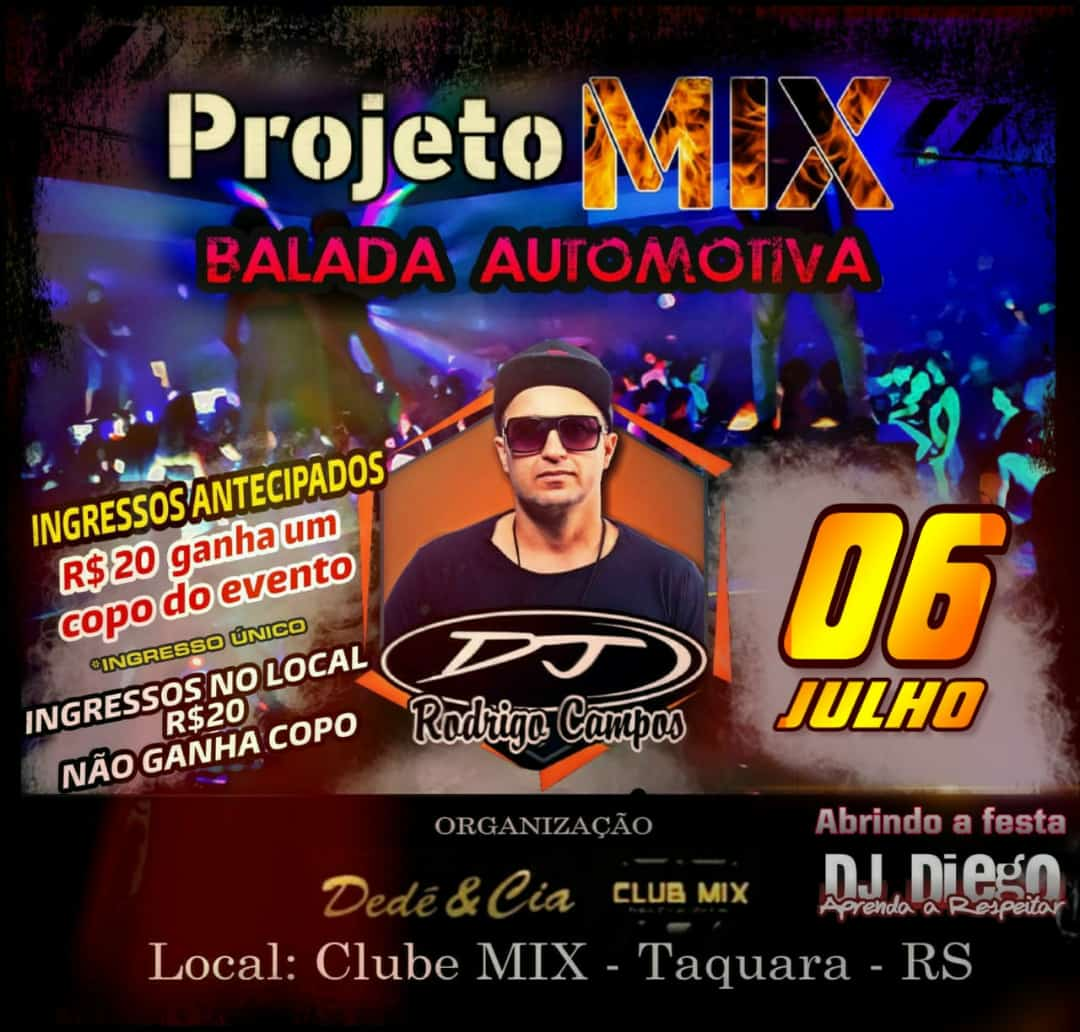 Balada Mix Taquara-RS