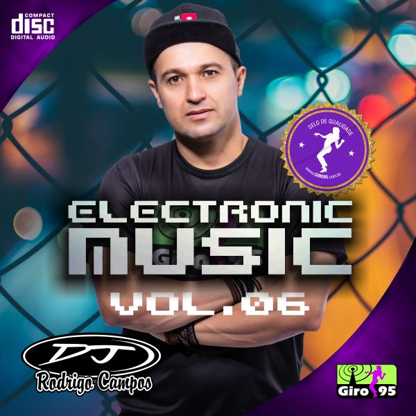 Giro 95 Electronic Music Vol 06