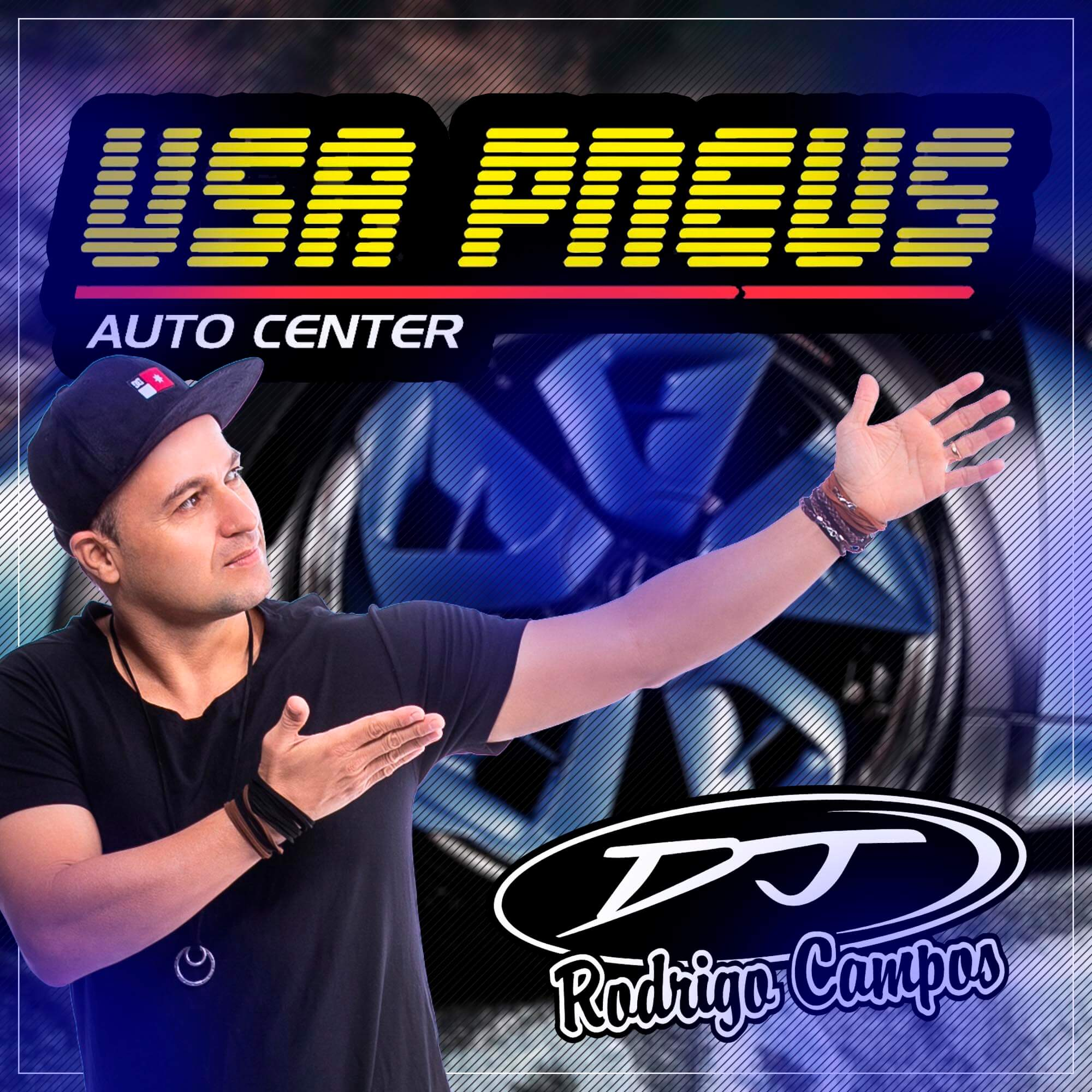 PARTE 01 – Usa Pneus Auto Center Ijui RS — SERTANEJO E BANDAS DO SUL