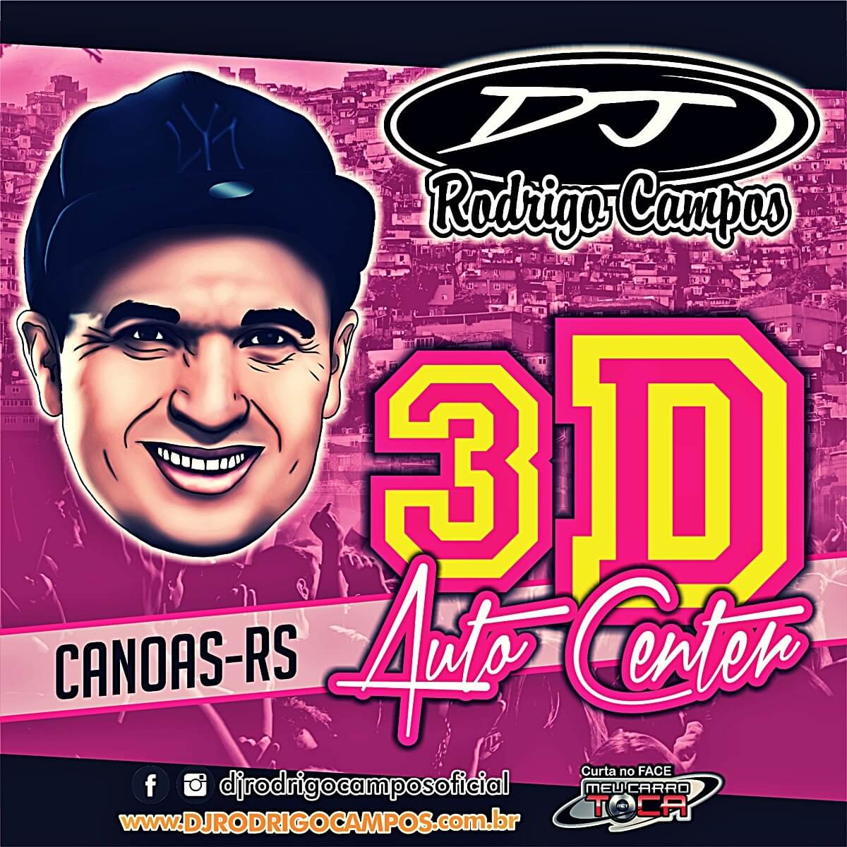 3D Auto Center Canoas RS Canoas RS