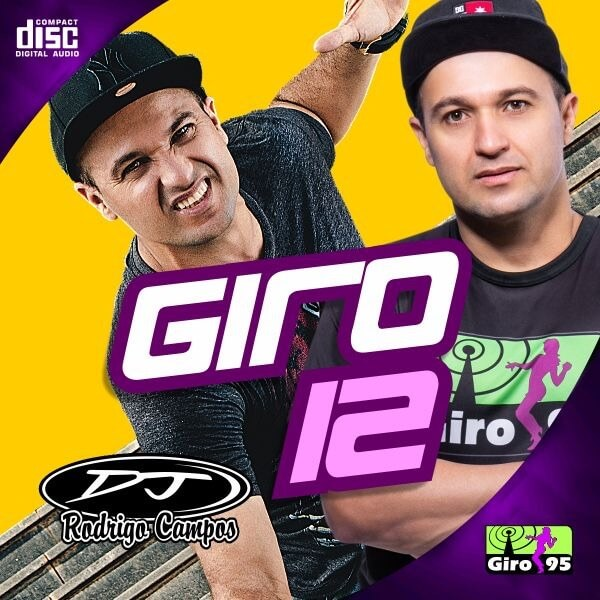 Giro 95 Dance Vol 12
