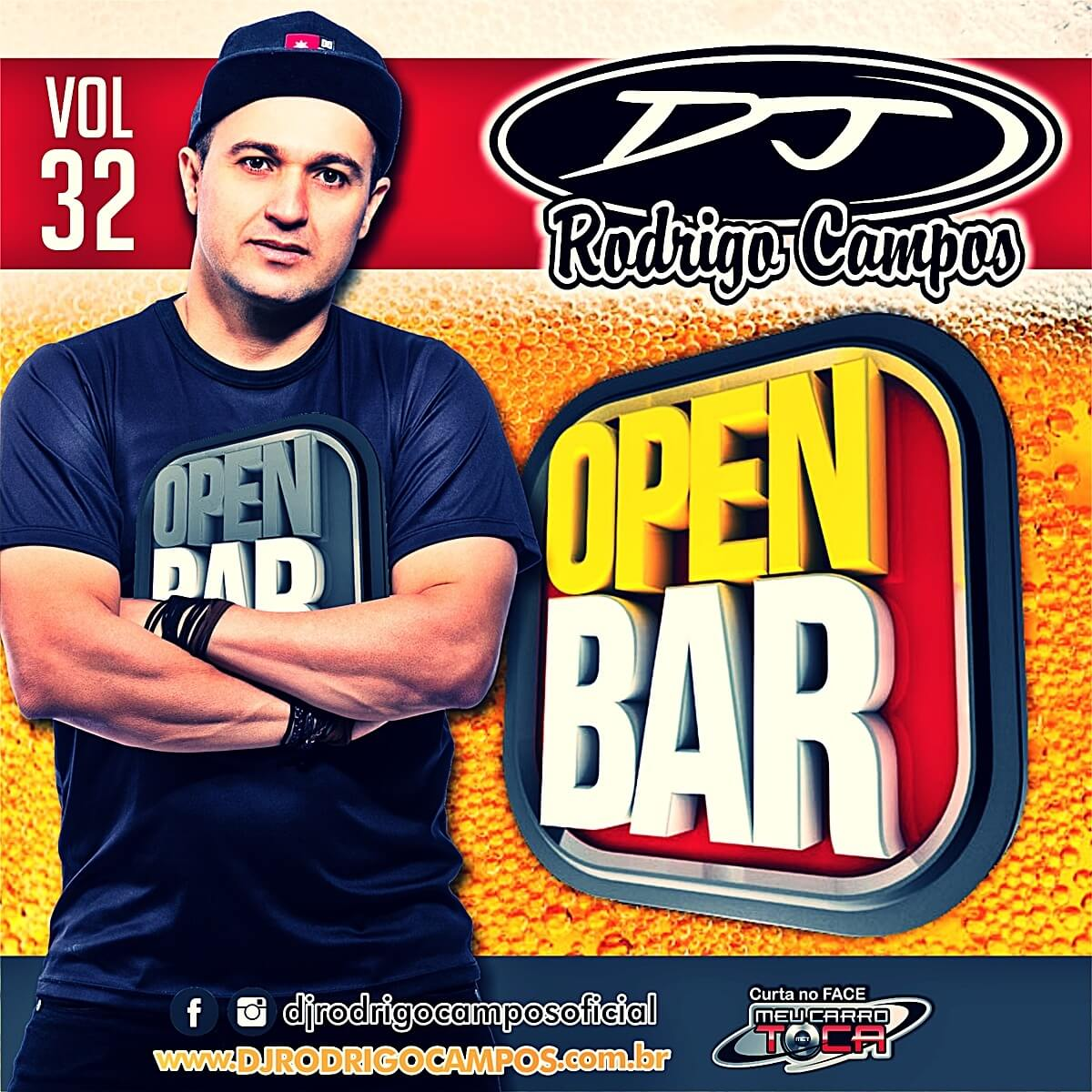 OpenBar Vol 32 Sertanejo