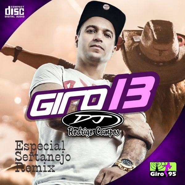 Giro 95 Vol 13 Especial Sertanejo Remix