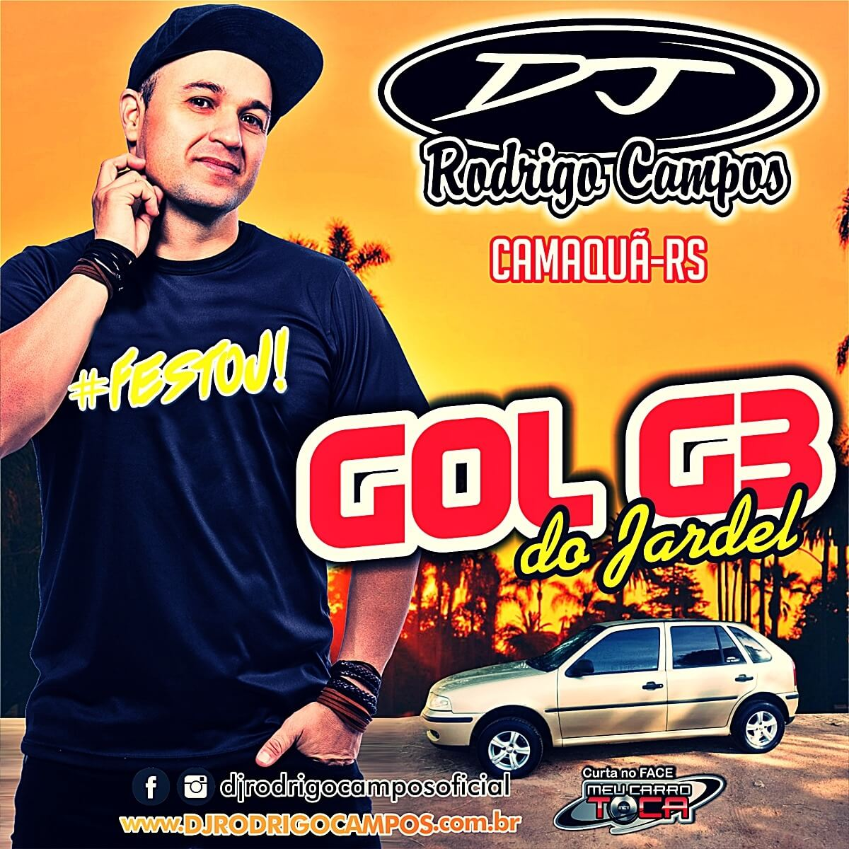 Gol G3 do Jardel Camaqua RS – Sertanejo – Funk