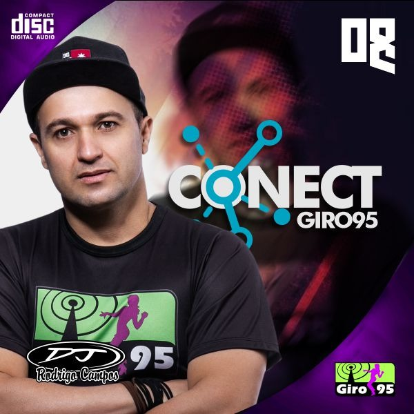 Conect Giro95 Vol 08 Especial FlashBack Dance Remix
