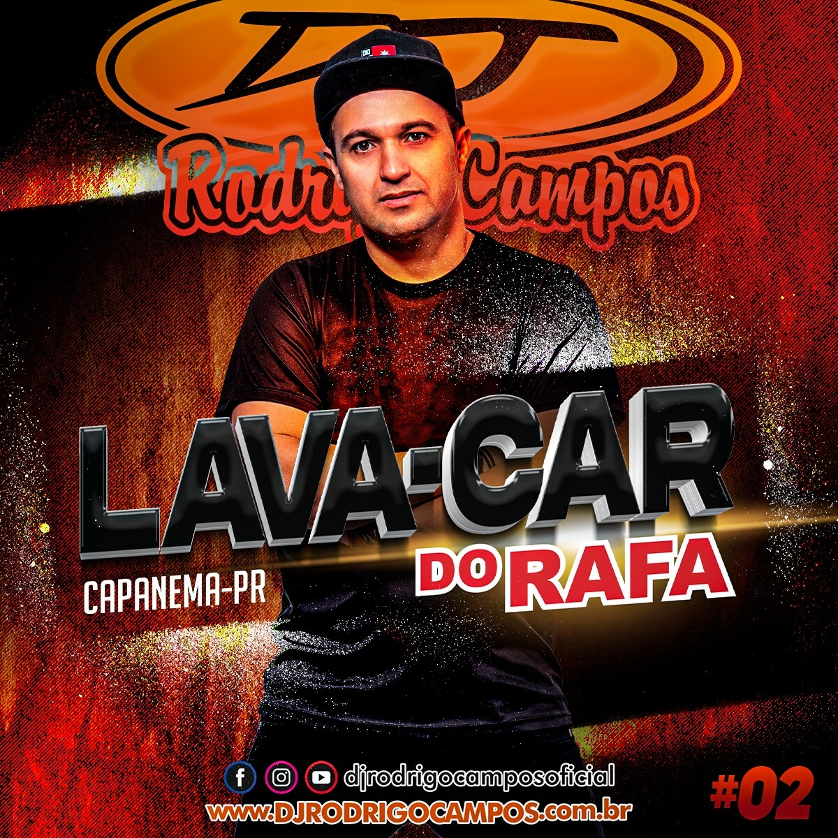 Lava Car do Rafa Vol 02 Capanema PR – Sucessos Sertanejo & Reggae